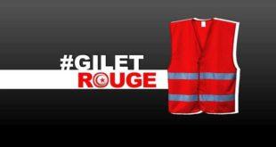"""نشطاء يعلنون عن تأسيس حملة """"السترات الحمراء"""" لـ""""إنقاذ تونس"""" (فيديو)"""