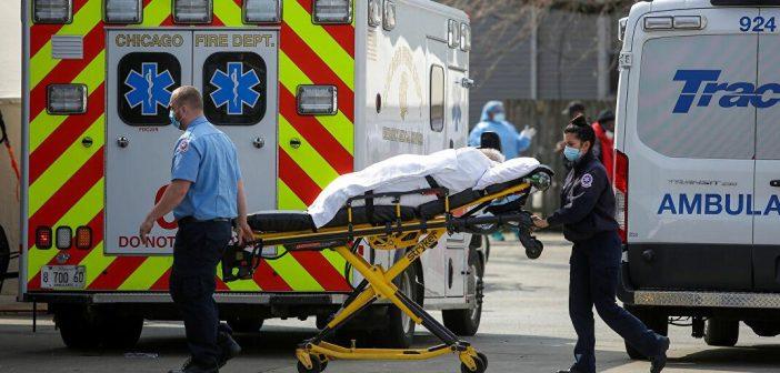 أمريكا تسجل أعلى حصيلة وفاة بسبب كورونا في 24 ساعة الماضية